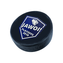 Ingolstadt Panther - Puck - Playoffs 2019 - Jawoi