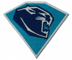 Ingolstadt Panther - Patch - Logo groß 7 x 6 cm
